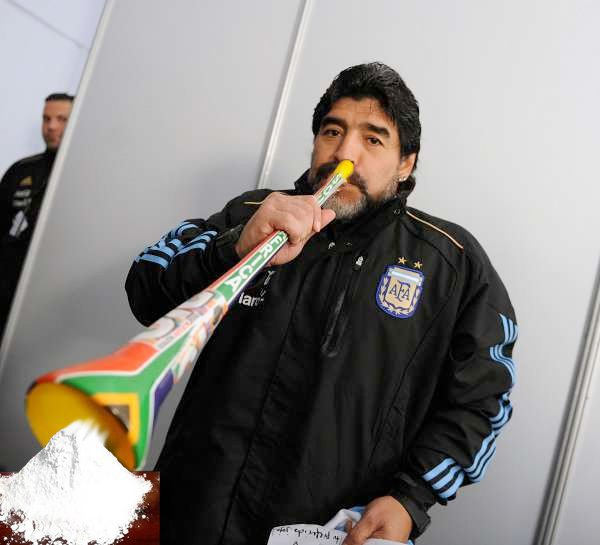 Foot - Page 3 Maradona